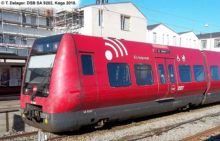 DSB SA 8202
