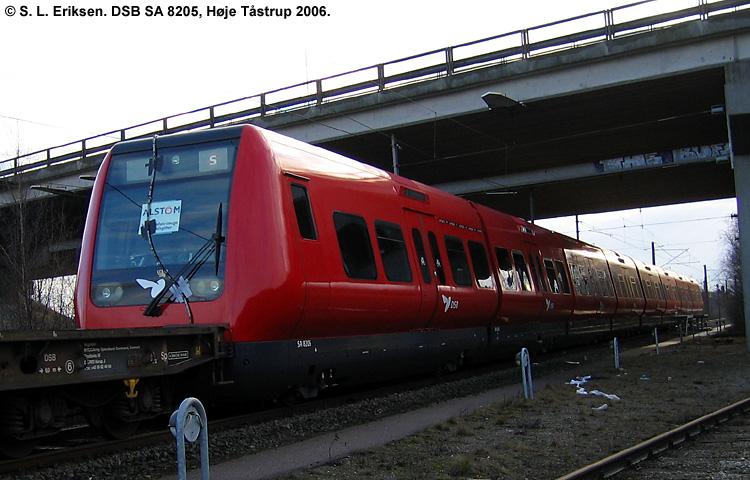 DSB SA 8205