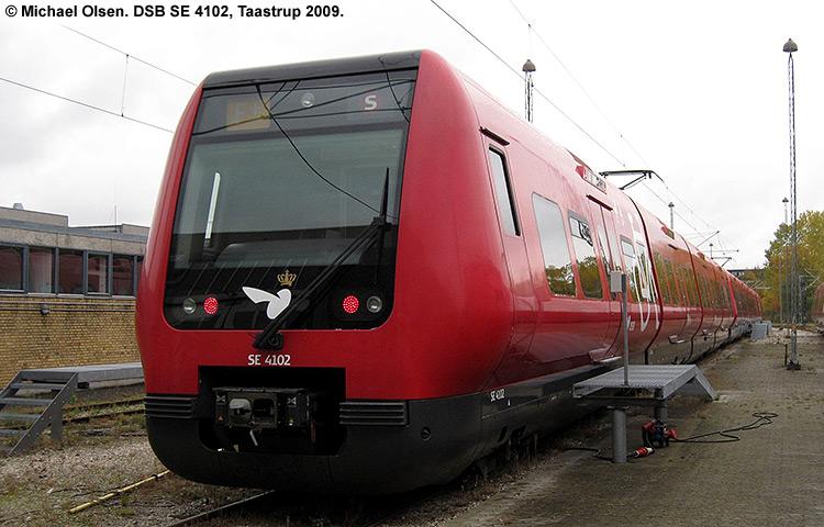 DSB SE 4102