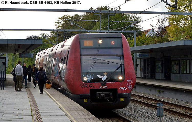 DSB SE 4103