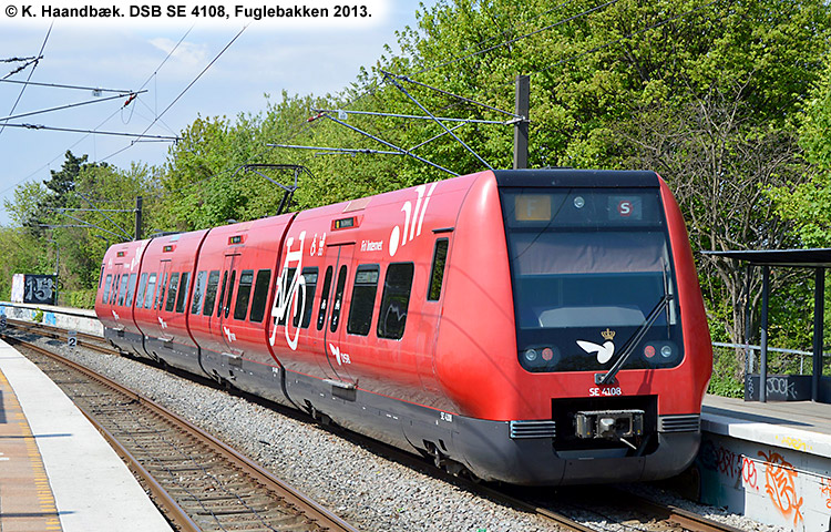 DSB SE 4108
