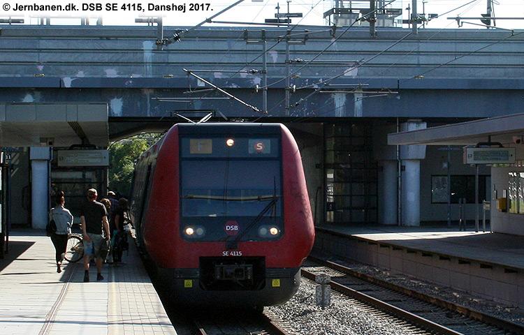 DSB SE 4115
