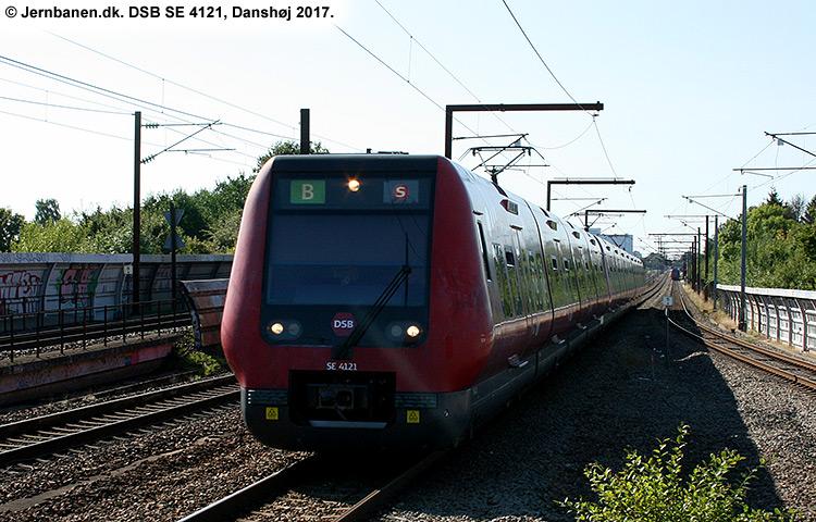 DSB SE 4121