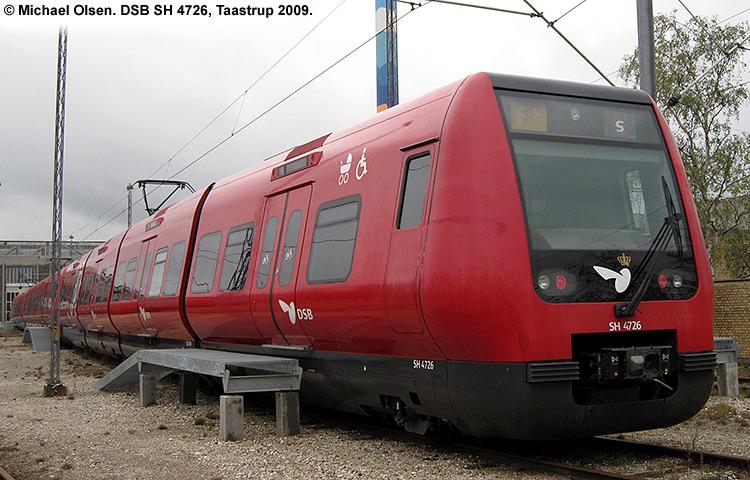 DSB SE 4126