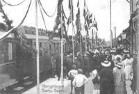 Kongerejsen 1908