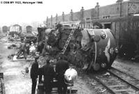 Et uheldigt lokomotiv