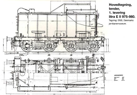 Hovedtegning tender 1. levering