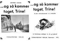 ... og så kommer toget, Trine
