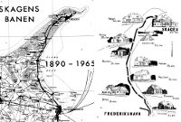 Skagensbanen 1890 - 1965