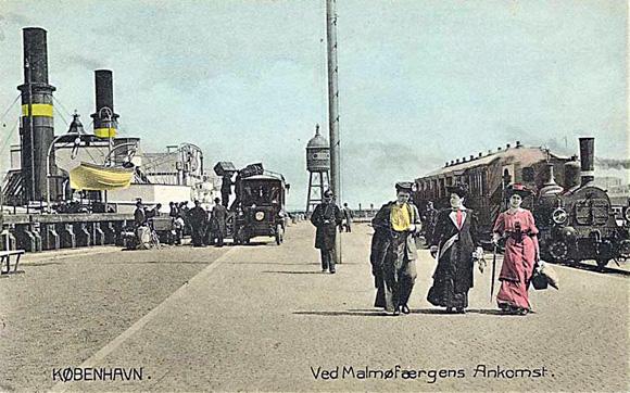 Frihavnen 1900