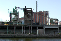 Magle Mølle Papirfabrik, Næstved