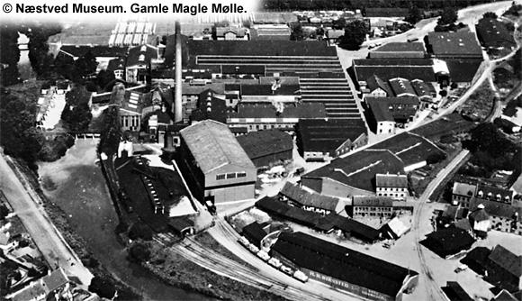 Gamle Magle Mølle