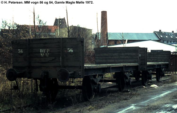 Magle Mølle Vogn 56 1972
