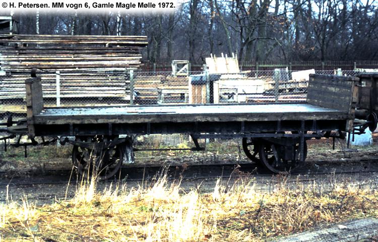 Magle Mølle Vogn 6 1972