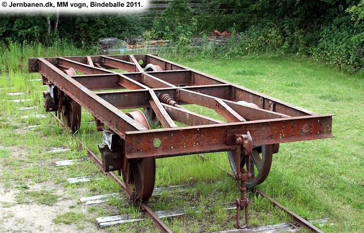 Magle Mølle vogn