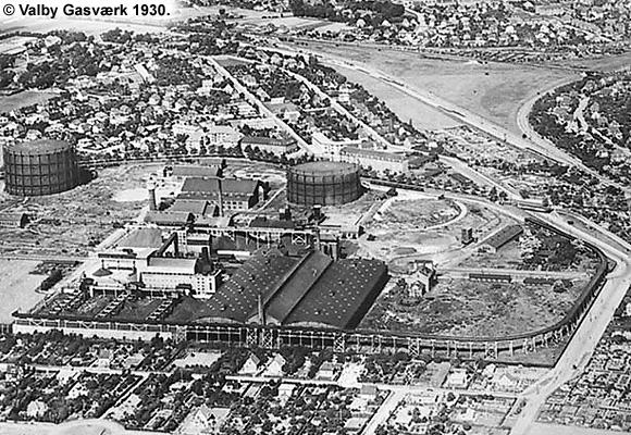 Luftfoto 1930