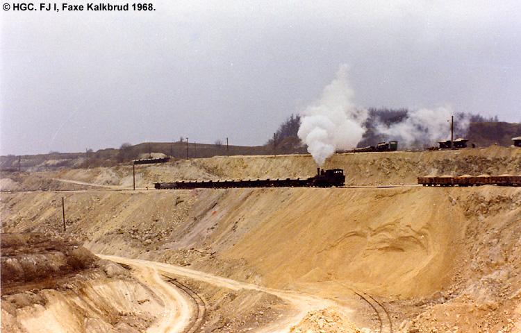 Faxe Kalkbrud 1968