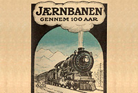 Jærnbanen gennem 100 aar