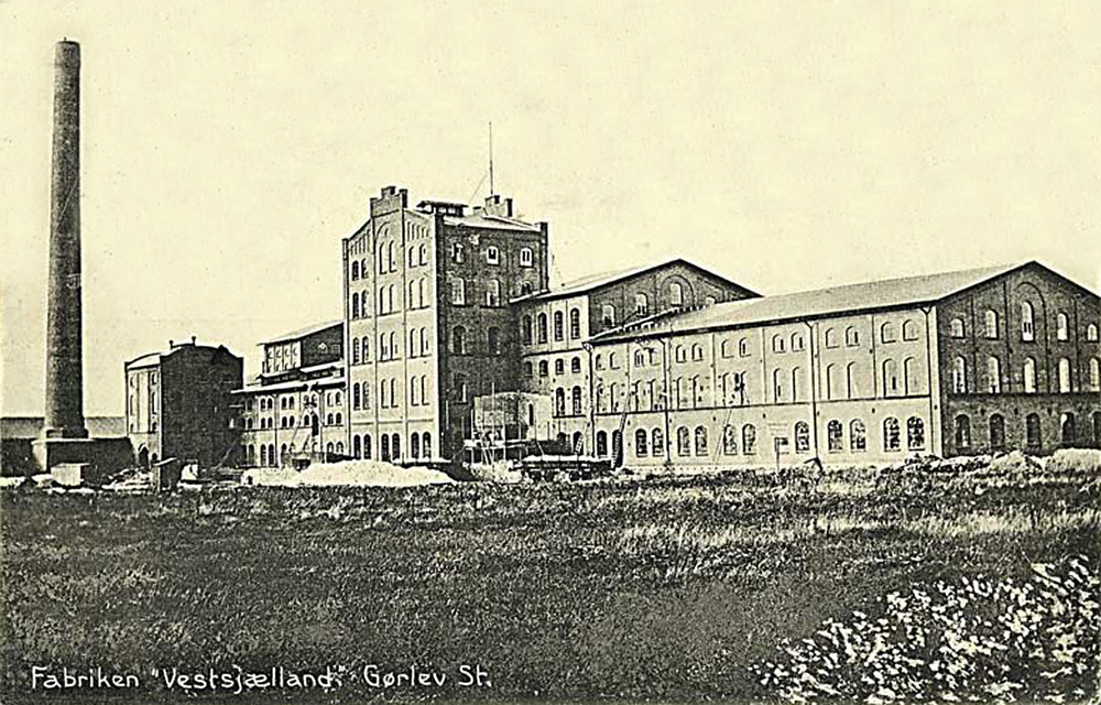 Sukkerfabrikken Vestsjælland