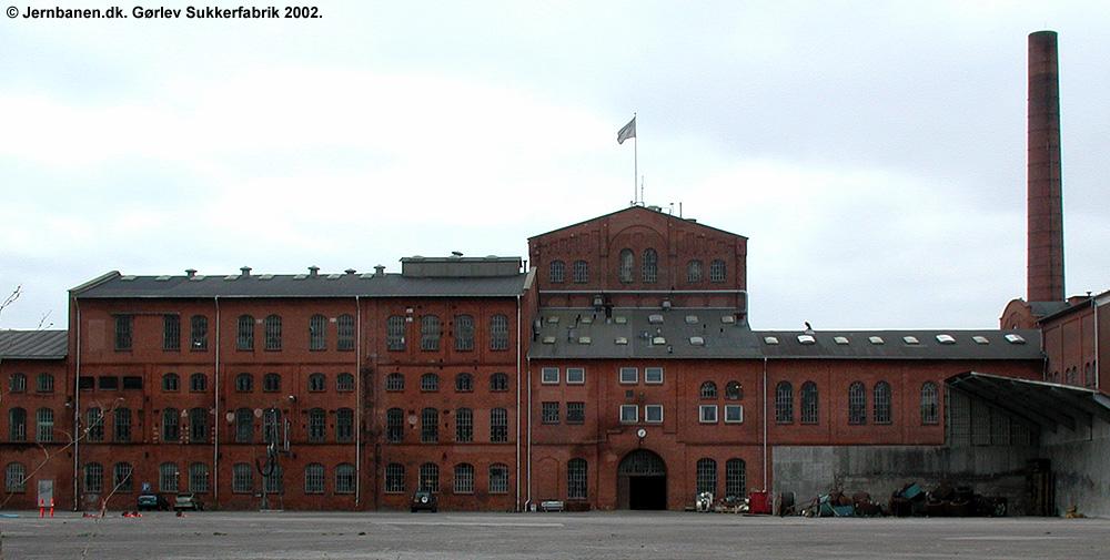 Gørlev Sukkerfabrik 2002