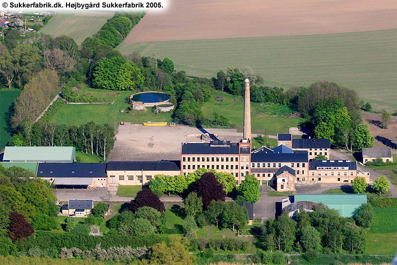 Højbygård Sukkerfabrik 2005