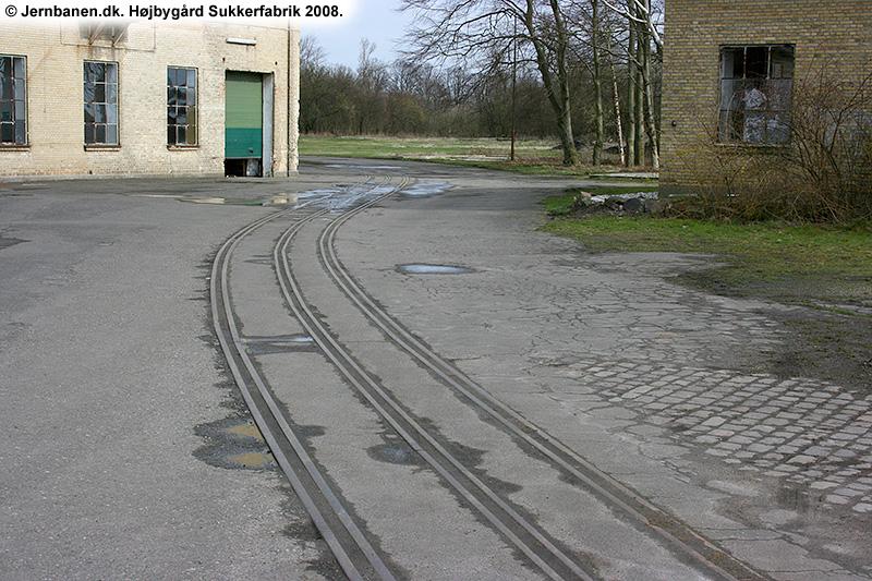 Højbygård Sukkerfabrik 2008