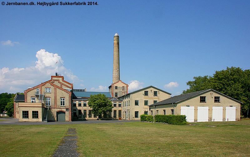 Højbygård Sukkerfabrik 2014
