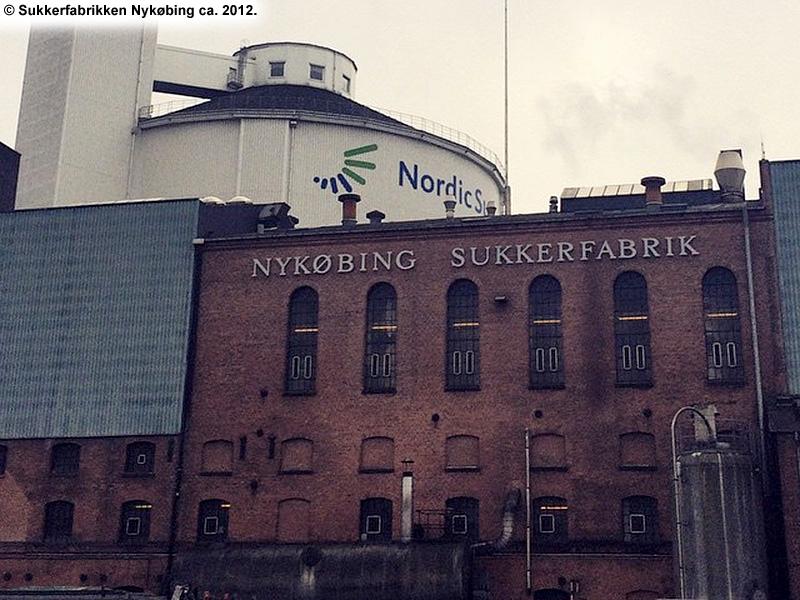 Sukkerfabrikken Nykøbing 2012