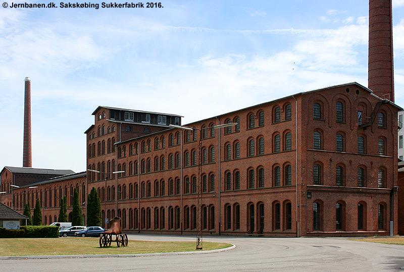 Sakskøbing Sukkerfabrik 2016
