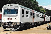 Renovering af DSB MR-tog i Tyskland 1995-98