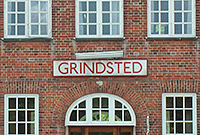 Erindringer fra stationen i Grindsted