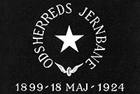 Odsherreds Jernbane 1899 - 18 maj - 1924