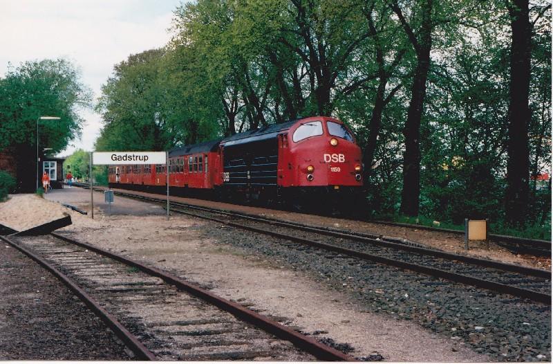 MY foto fra 1992 - Jernbanen.dk forum