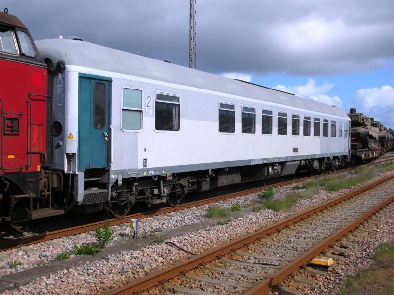 Militærtog i Holstebro 1. juni 2015 - Jernbanen.dk forum