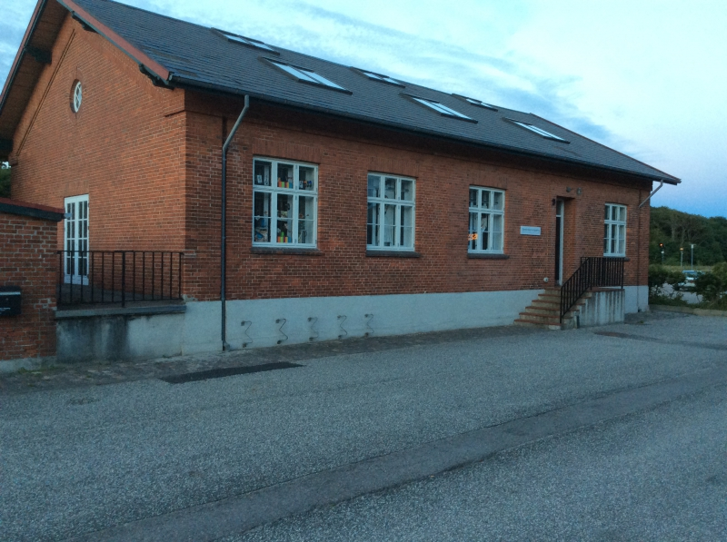 Hus i Ringkøbing v/pakhuset - Jernbanen.dk forum