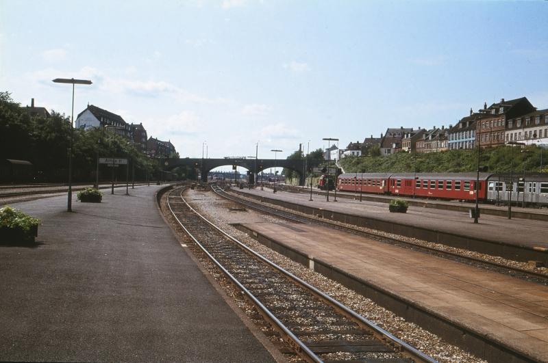 gamle kusser flensborg togstation