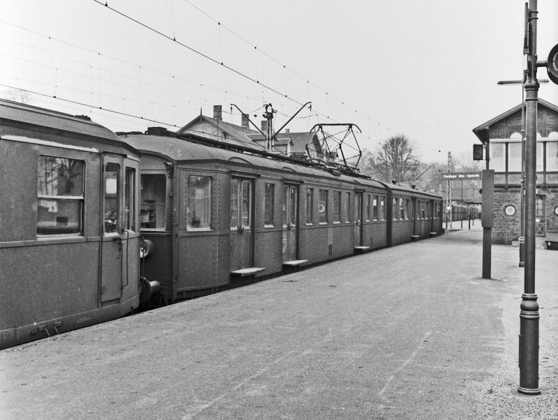 Sporbenyttelse primært s-tog klampenborg st 50-60erne - Jernbanehistorisk forum