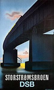DSB plakat 1937
