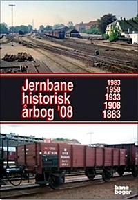Jernbanehistorisk årbog ´08