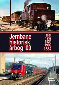 Jernbanehistorisk årbog ´09