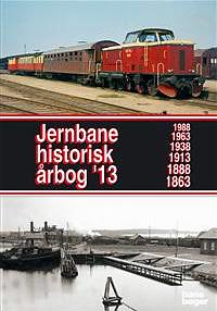 Jernbanehistorisk årbog ´13