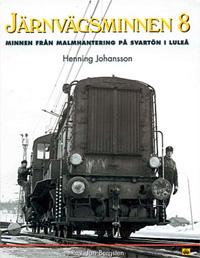 Järnvägsminnen 8. Minnen från Svartön i Luleå