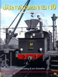 Järnvägsminnen 10. Norra Roslagsbanan