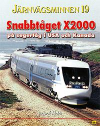 Järnvägsminnen 19 - Snabbtåget X2